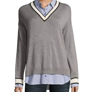 Joie Layered Sweater